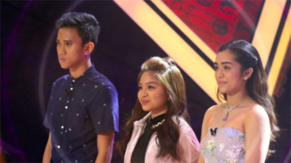 Gia vs Ivan vs Tanya 'Team Sarah' The Voice Teens Philippines Knockout Rounds