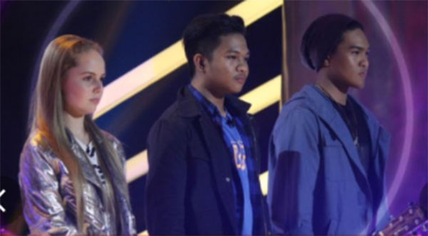 Heather vs Emarjhun vs Carlos 'Team Bamboo' The Voice Teens Philippines Knockout Rounds July 1 2017