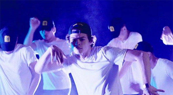 Ian Eastwood & The Young Lions eliminated on  World of Dance