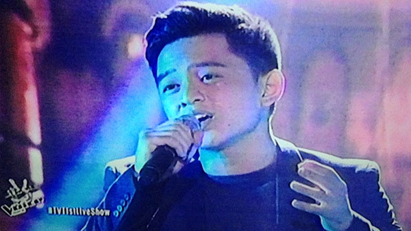 Jeremy Glinoga sings 'How Did You Know' on The Voice Teens Philippines Live Shows