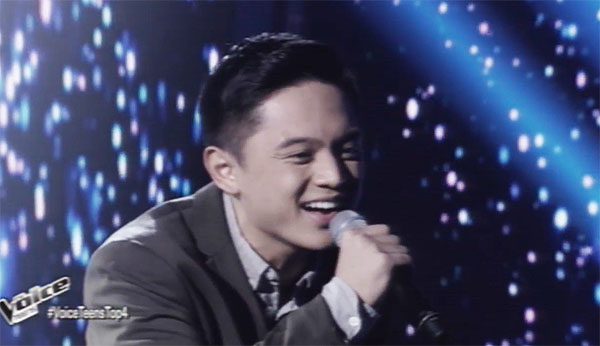 WATCH: Jeremy Glinoga sings 'Sign of the Times' on The Voice Teens Philippines Semifinals