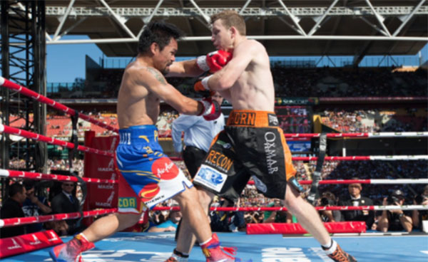 Watch: Jeff Horn Defeats Manny Pacquiao by Unanimous Decision