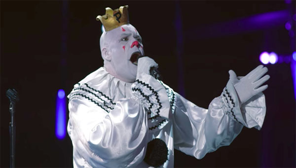Puddles Pity Party sings 'All By Myself' on America's Got Talent 2017 Judge Cuts