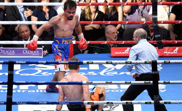 REPLAY Manny Pacquiao vs Jeff Horn Full Fight and Highlights Video