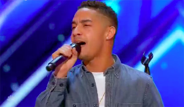 America Got Talent 2017 Brandon Rogers