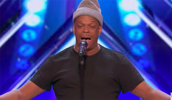 Subway singer Mike Yung sings 'Unchained Melody' on America's Got Talent 2017