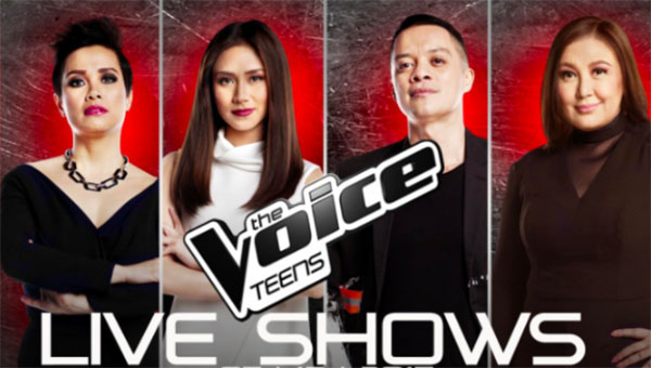 The Voice Teens Philippines 'Live Shows' July 16 Episode