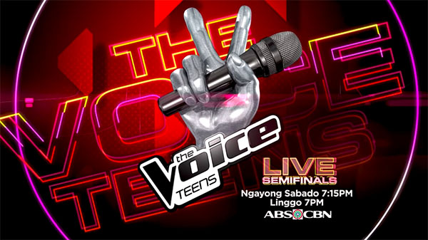 WATCH: The Voice Teens Philippines Live Semifinals Top 8 July 22 Episode