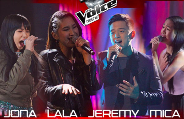 The VoiceTeens Philippines Top 4 Grand Finalists Revealed, Who's your favorite?