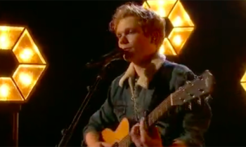 Chase Goehring performs original song 'Illusion' on America's Got Talent