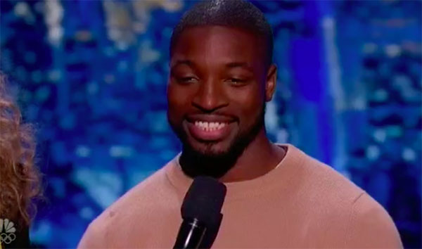 Comedian Preacher Lawson gets standing ovation on America's Got Talent Live Shows