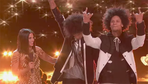 Les Twins Crowned Winner of World of Dance