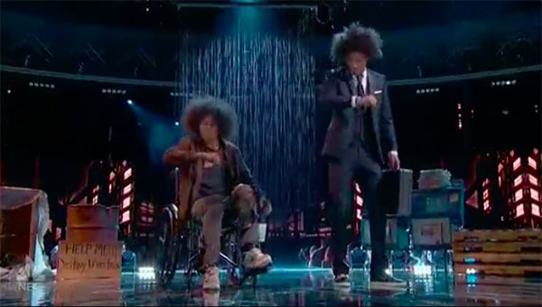 Les Twins wins division finals, advances to World of Dance Finale