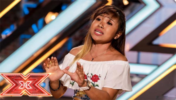 Alisah Bonaobra wows judges with 'Listen' on The X Factor UK Auditions