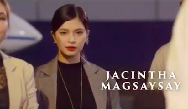 Angel Locsin returns on La Luna Sangre