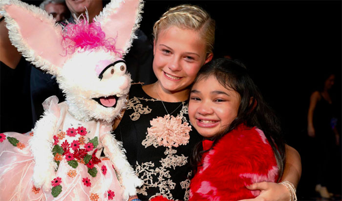 Angelica Hale to join Darci Lynne in Las Vegas Show
