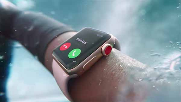 LTE connectivity bug discovered on Apple Watch Series 3