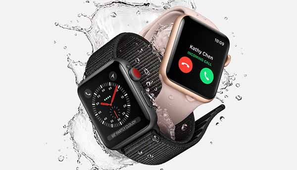 Apple Watch Series 3 Release Date, Specs and Features