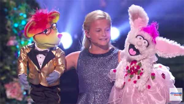 Darci Lynne is America's Got Talent Grand Winner