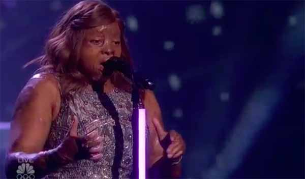 Kechi Okwuchi performs powerful 'Conqueror' cover on America's Got Talent Finals