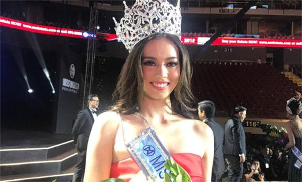 Laura Lehmann Wins Miss World Philippines 2017