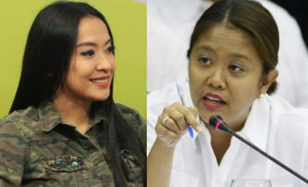 Mocha Uson vs Nancy Binay