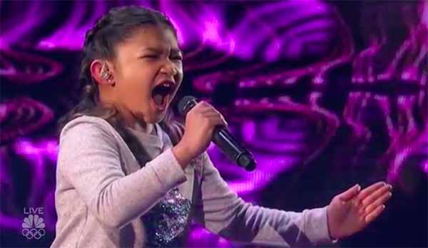 Pinay Singer Angelica Hale 2nd Place on America's Got Talent 2017
