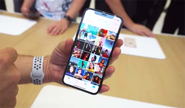 Apple iPhone X Demo and First Look Video