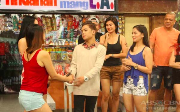 Marlou returns as Xander Ford on Home Sweetie Home