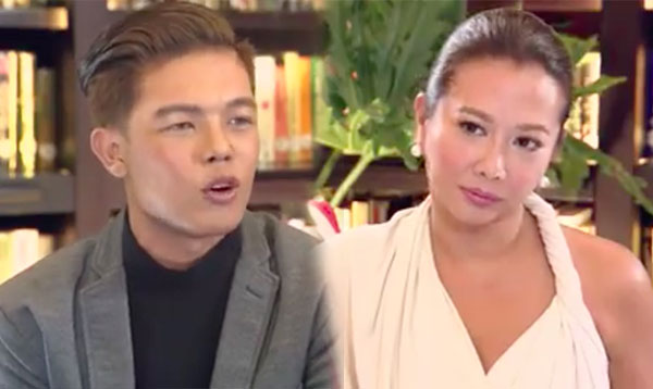 Xander Ford Interview with Korina Sanchez on Rated K