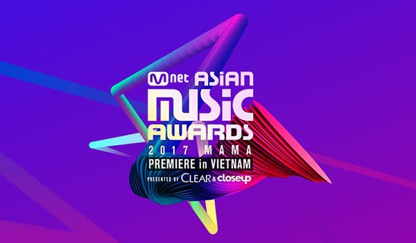 2017 MAMA Mnet Asian Music Awards in Vietnam live stream
