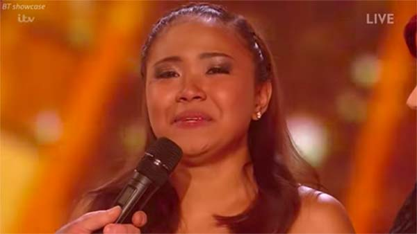 Alisah Bonaobra sings 'Praying for Time,' Eliminated from X Factor UK