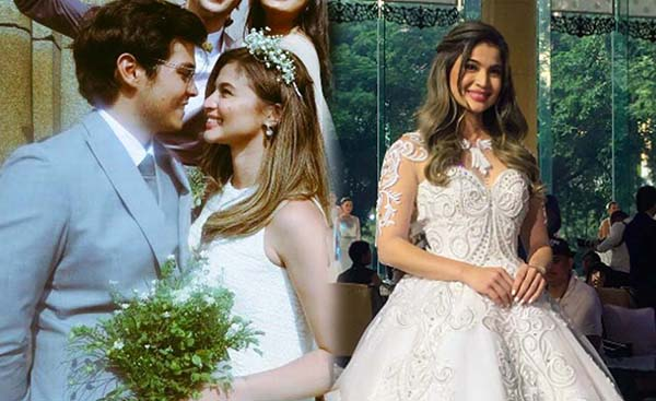 Anne Curtis and Erwan Heussaff Wedding Photos and Video