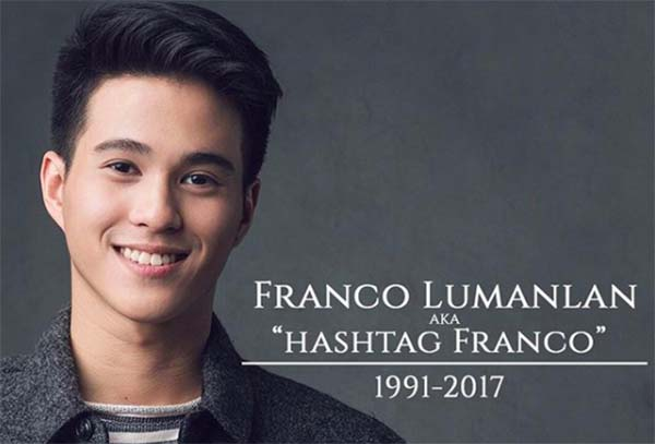 Hashtag Member Franco Hernandez Dies from Drowning Accident