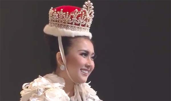 Kevin Lilliana of Indonesia wins Miss International 2017