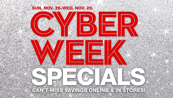 Macy's Cyber Monday 2017 Deals and Sales