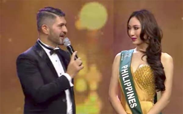 Miss Earth 2017 Question and Answer 'Q&A' Portion Video and Full Transcript
