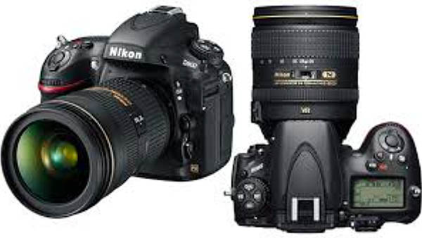 Nikon and Canon DSLR Camera Amazon Cyber Monday Deals and Sales 2017