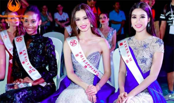 PH Laura Lehmann Failed to Enter Top 30 of Miss World 2017 Top Model