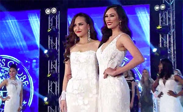 Philippines Nelda Ibe 1st Runner-up on Miss Globe 2017, Miss Vietnam crowned Winner