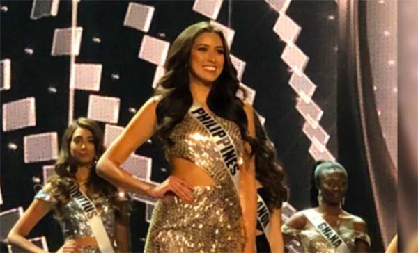 WATCH: Philippines Rachel Peters Enters Top 16 of Miss Universe 2017
