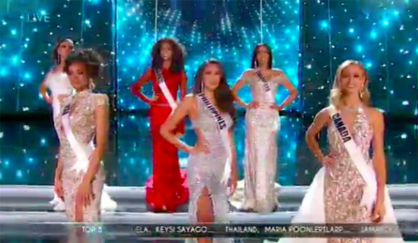 Miss Universe 2017 The Axis >> REPLAY: Miss Universe 2017 Full Video and Highlights