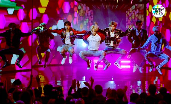 BTS AMA Live Stream - American Music Awards 2017 #BTSxAMAs