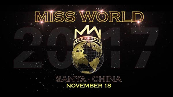 LIVE STREAMING: Miss World 2017 Coronation Night