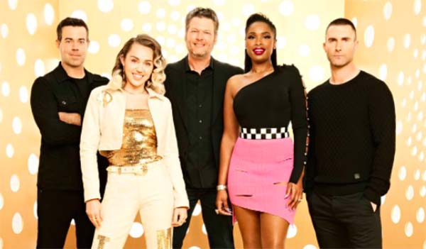 Watch The Voice Live Top 12 Performances online