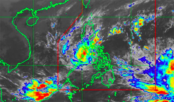 Bagyong Urduja PAGASA Live Update, Storm Track and Signals