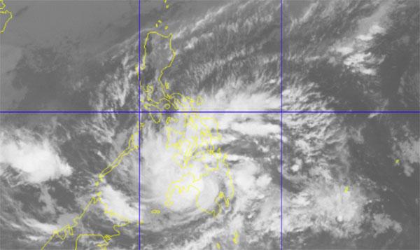 Bagyong Vinta PAGASA Live Update, Storm Track and Signals