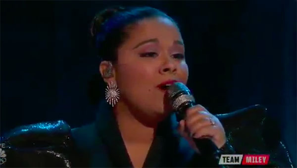 "Brooke Simpson sings Original Song ""What is Beautiful"" on The Voice 2017 Top 4 Finale"