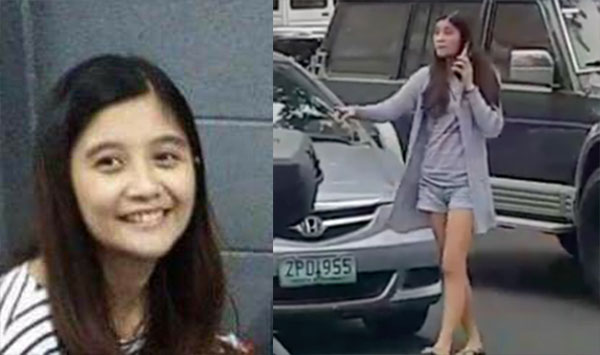 Netizens slams 'Cherish Sharmaine Interior' for slapping an old taxi driver