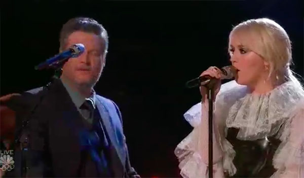 "Chloe Kohanskiand Blake Shelton Duet ""You Got It"" on The Voice 2017 Top 4 Finale"